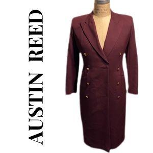 AUSTIN REED COAT DRESS